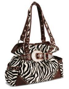 fb434415c3 zebra purse ive gotta have. Barbara Tallon · My Style