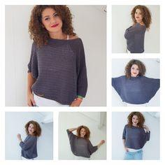 Fabulous Crochet a Little Black Crochet Dress Ideas. Georgeous Crochet a Little Black Crochet Dress Ideas. Crochet Bat, Mode Crochet, Crochet Woman, Single Crochet, Black Crochet Dress, Crochet Cardigan, Crochet Sweaters, Change Colors In Crochet, Summer Sweaters