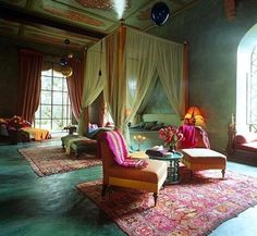 Image result for moroccan bedroom