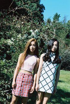 f(x) [4 WALLS] Teaser - Luna & Victoria