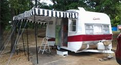 13ft.camper in the Can Ham style, was only built from 1955-1957Rebuilt from the frame up, all new window seals, all new wiring and lights.All hardware is st...