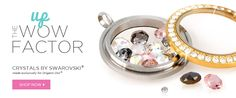 Come check out my Origami Owl website. Lots of lockets, charms, earrings, and necklaces. We also just partnered with Swarovski Crystal! Happy Pinning!