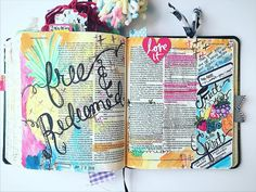 I've been wanting to journal a pineapple in my Buble for some time now but couldn't decide where to put it  welcome  #pineapple#journalingbible #journalingbiblecommunity #illustratedfaith #illustratedfaithdaily2016 #free#redeemed #fruitofthespirit #bible #biblejournal #biblejournaling #biblejournalingcommunity #bibleacessories by apileofashesmakes