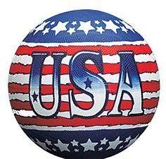 USA Theme Patriotic Red, White