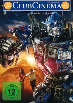 Transformers - Die Rache  2009 USA      Jetzt bei Amazon Kaufen Jetzt als Blu-ray oder DVD bei Amazon.de bestellen  IMDB Rating 5,9 (188.545)  Darsteller: Shia LaBeouf, Megan Fox, Josh Duhamel, Tyrese Gibson, John Turturro,  Genre: Action, Adventure, Sci-Fi,  FSK: 12