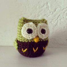 ふくろうのあみぐるみ編み図 Handicraft, Crochet Hats, Knitting, Sewing, Handmade, Crocheting, Craft, Knitting Hats, Crochet