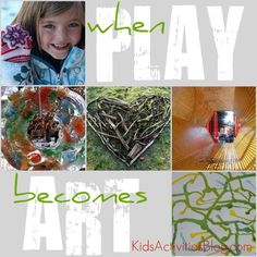 When Play Becomes Art