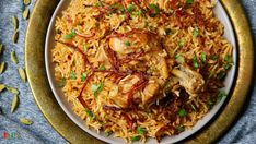 Chicken Pulao / Murg Pulao Easy Recipes, Easy Meals, Cool Lunch Boxes, Veggie Fries, Weekday Meals, Food Categories, Food Reviews, World Recipes, Restaurant Recipes