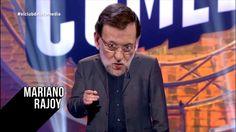Rajoy en El Club de la comedia, no te lo pierdas!!
