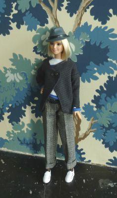 Premier patron Basique Barbie...