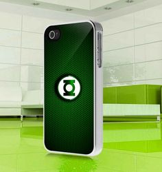 apple iphone case Cool Matrix Green Lantern Logo by MuliasCraft, $16.00