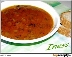 ,,Dršťková'' polévka z václavek