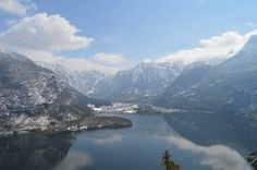 Took this photo from the spot I married my wife 7 days ago. Hallstatt Austria [OC][6016x4000]