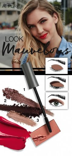Look Mauvelous get this look at www.marykay.com/afranks830 www.facebook.com/afranks830 or email me at afranks830@marykay.com