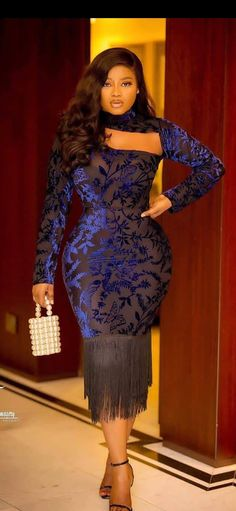 Nigerian Lace Dress, Nigerian Lace Styles, African Lace Styles, African Party Dresses, African Lace Dresses, Latest African Fashion Dresses, African Fashion Traditional, African Inspired Fashion, Lace Dress Styles