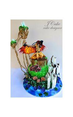 """""""Avatar"""" Cake «CaKeCaKeCaKe»"""