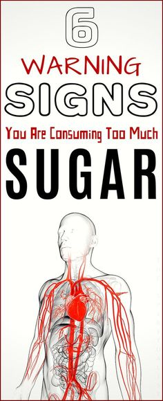 6 Warning Signs That You Are Consuming Too Much Sugar (Pay Close Attention to - Women Health Tips Health Advice, Health And Wellness, Health Fitness, Health Care, Personal Wellness, Health Articles, Yoga Fitness, Fitness Tips, Herbal Remedies