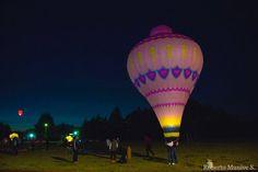 Roberto Munive Santa Cruz nos comparte esta foto de globos de papel en Panotla Tlaxcala