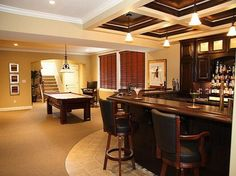 Beautiful Basement Remodeling Ideas and Designs