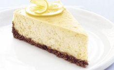 Lemon-Ginger Cheesecake use fortune cookies for crust