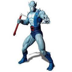 "Brinquedo Mezco Toyz Thundercats Panthro 14"" Action Figure #Brinquedos #ActionFigure"
