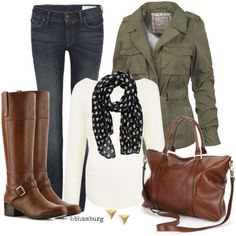 No. 402 - Casual by hbhamburg on Polyvore