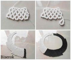 плетение сетки // Black & white