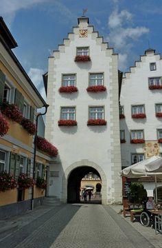 Tettnang, Baden Württemberg - The City Gate