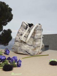 Hyeres festival - Advertising - Rémy Briere - Set designer - Carole Lambert