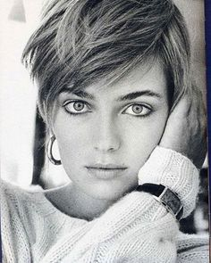 Trendy Haircut for Short Hair ♡ |♡ I wonder if I could work this