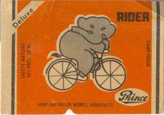 rider / matchbox