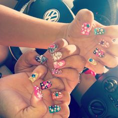 i need to get my nails done. How To Do Nails, My Nails, Organic Nails, Pandora Charms, My Style, Beauty, Jewelry, Jewlery, Jewerly