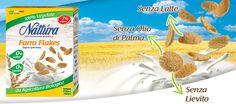 Senza latte, senza lievito e senza olio di palma, i #fiocchi di #Farro biologici #Náttúra sono ricchi di fibre e a basso contenuto di grassi: ottimi a #colazione o come snack energetico durante la giornata!