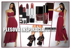 Marsala inšpirácia na plea by #selectafashion #marsala #inspiration #fashion #dress prom dress Marsala, The Selection, Prom Dresses, London, Unique, Polyvore, Outfits, Inspiration, Image