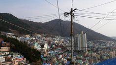 Busan's Gamcheon Art Village - Daniela Holzer Busan South Korea, Art Village, San Francisco Skyline, Fair Grounds, Travel, Viajes, Traveling, Tourism, Outdoor Travel