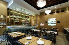 Zaffron Kitchen restaurant by JP Concept, Singapore hotels and restaurants