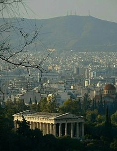 Thision, Athens, Greece