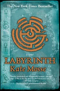 Labyrinth By Kate Mosse   Two women separated by 796 years are thrust upon the same journey of religious freedom and discovery. Alice Tanne...