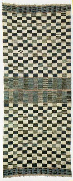 """Display cloth/hanging, """"Malinke"""" peoples, Liberia. #21540, Museum fur Volkerkunde Dresden. Bought in Copenhagen in 1880. 325cm x 128."""