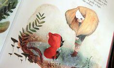 Le petit loup rouge * Amélie Fléchais - La Soupe de l'
