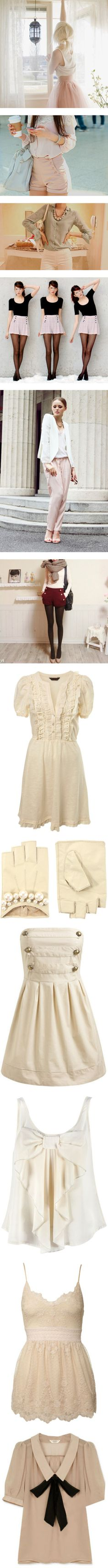 """""""Darling,Let's wear a pastel and romantic outfit.?"""" by daisynavarro ❤ liked on Polyvore"""