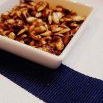 Cómo hacer semillas de calabaza saborizadas