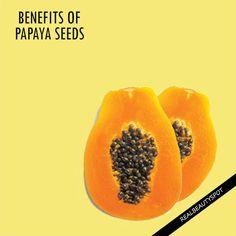 BEAUTY BENEFITS OF PAPAYA SEEDS