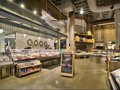 fresh street farms modern grocery store