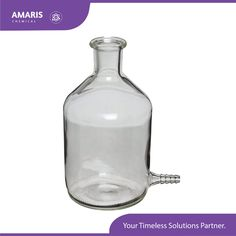 1. Made of high-quality glass/plastic. 2. Flat base for spill prevention 3. Outlet for tubing located at the base of the bottle 4. Perfect for any science or home laboratory Contact +254700005590 #labapparatus #chemicalsolutions #chemicalindustry Chemical Industry, Carafe, Tube, Plastic, Science, Flat, Bottle, Bass, Flask