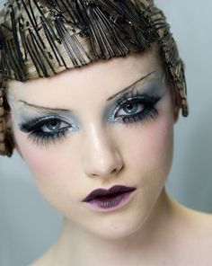 Christian Dior haute couture make up