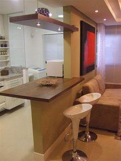 Hoje vou falar da cozinha, que é o cômodo que já está com a idéia de decoração e mobiliário mais definida.  Sempre achei lindas as cozinhas ...