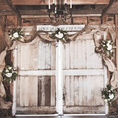 barn rustic decor   Bridal Party Gifts Invitations Favors Ceremony Reception SALE