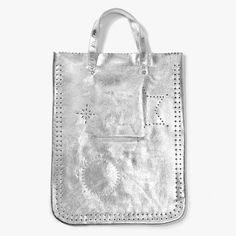 Matta Silver Bag