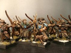 The Round Table of Bretonnia - Re:My Peasant Bowmen - Forums